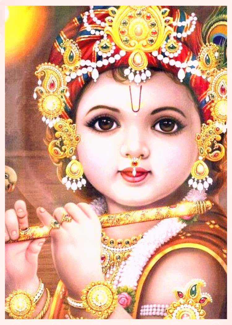 Baby Krishna Wallpapers Posted By John Tremblay