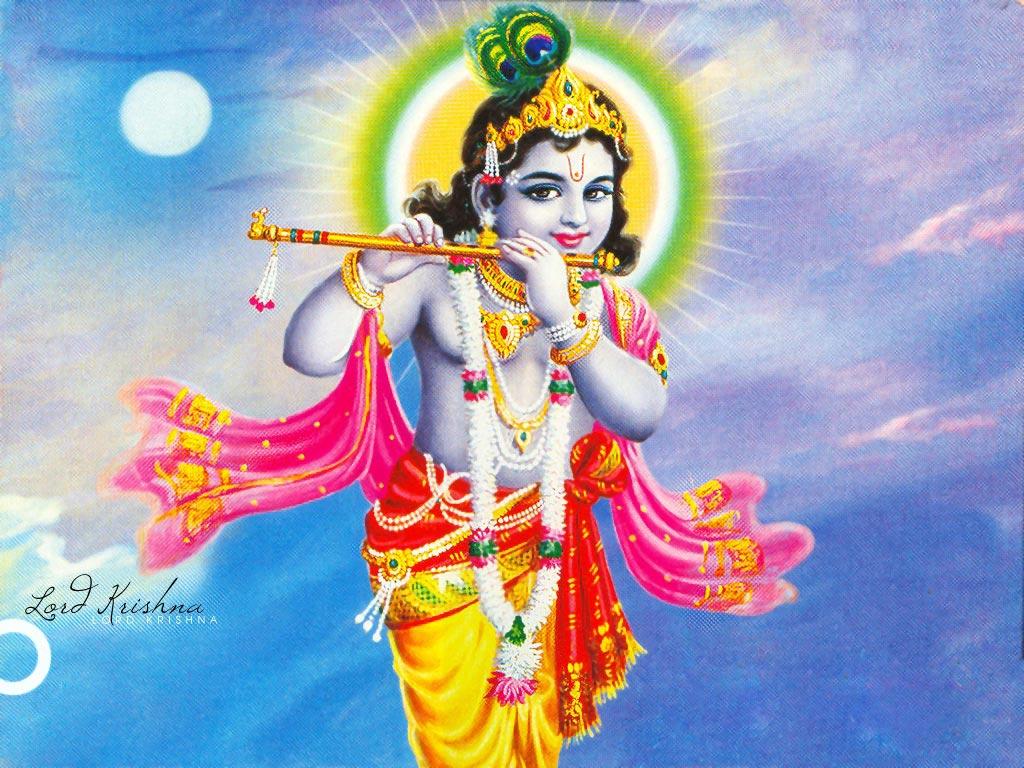 Baby Krishna Wallpaper Full Size Download