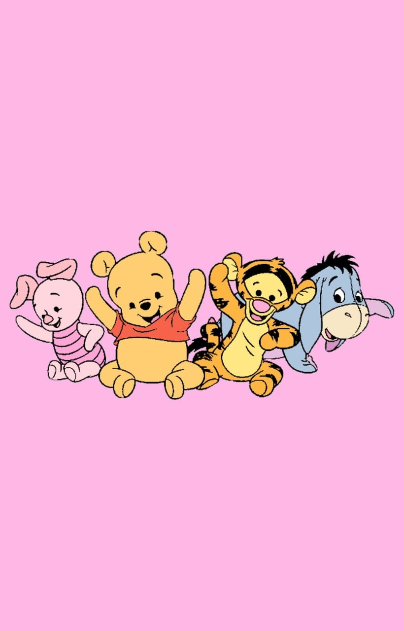 Baby Winnie The Pooh Wallpapers Posted By Ryan Mercado
