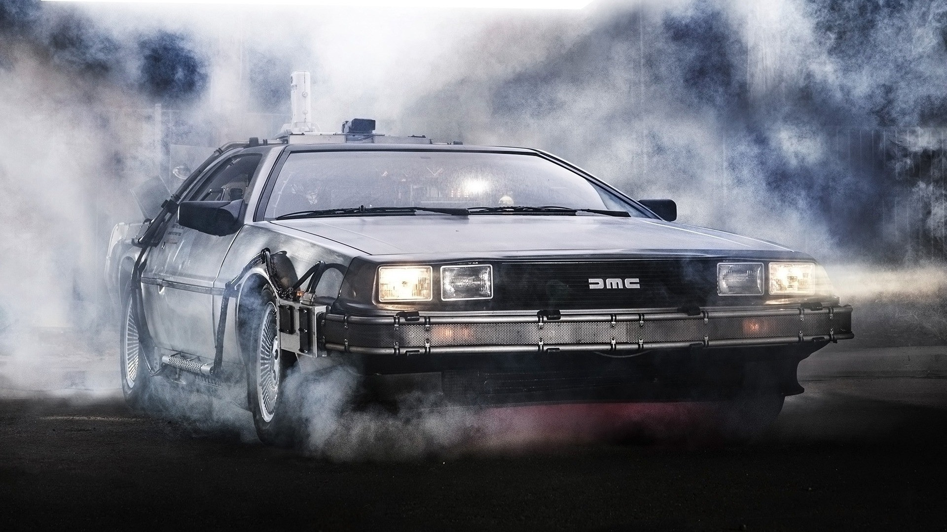 Back To The Future Car Wallpaper Posted By John Simpson