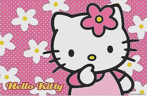 hello kitty wallpaper hd free Luxury Free of Hello Kitty Wallpaper with Floral pink background