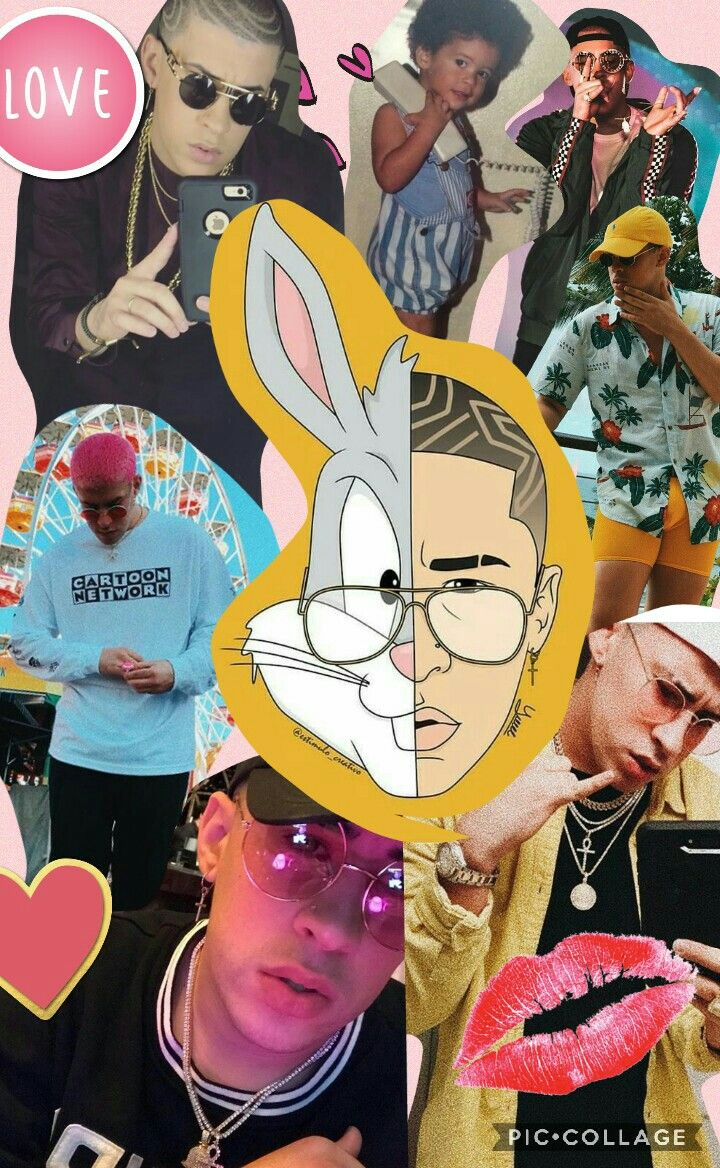 Bad Bunny Wallpaper Posted By Ethan Peltier