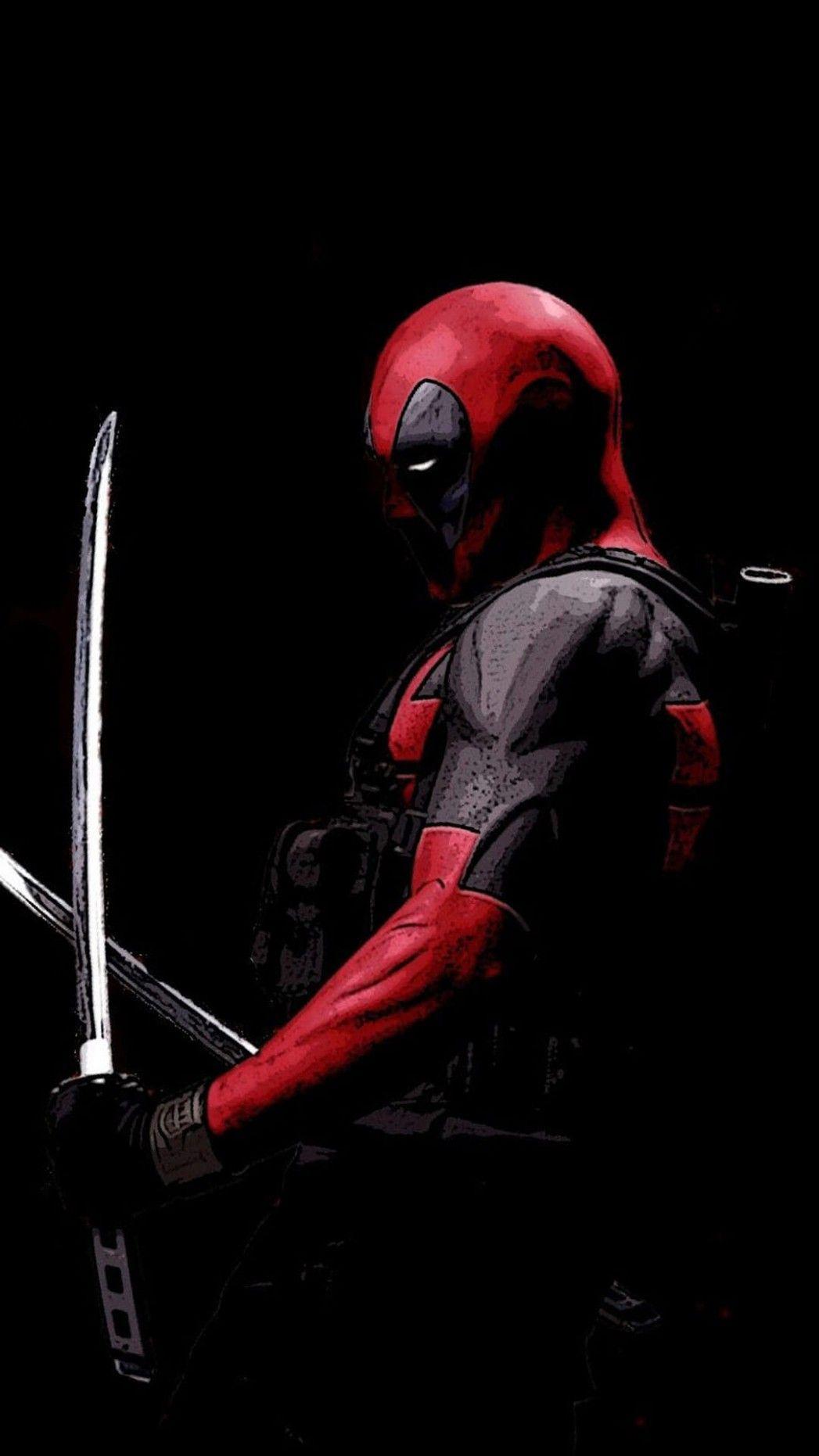 Badass Deadpool Wallpaper posted by ...