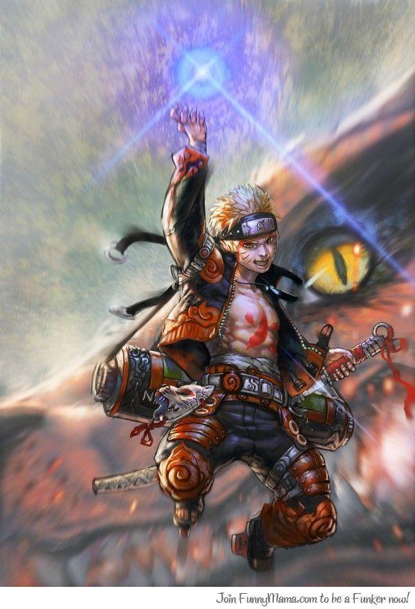 Badass Naruto Anime naruto Naruto Naruto fan art