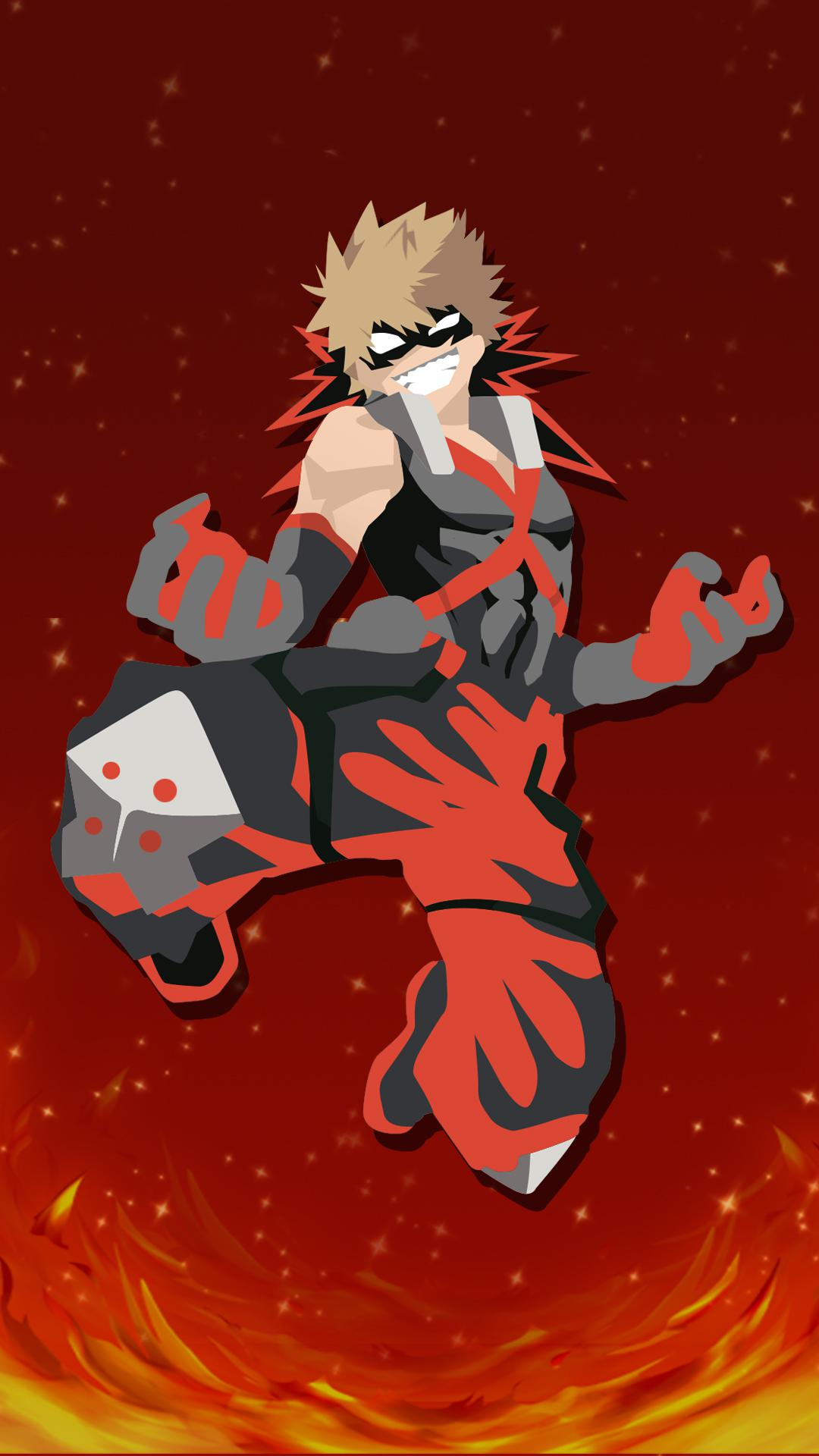Bakugou Wallpaper Posted By Christopher Simpson