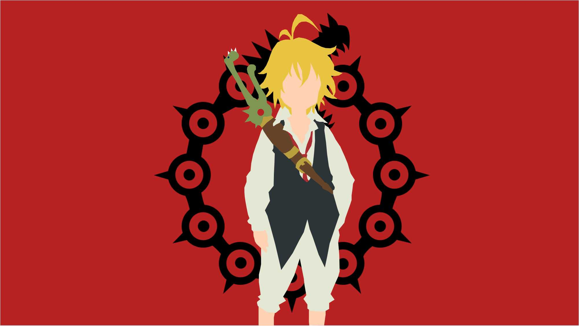 Ban Seven Deadly Sins Wallpaper Posted By Michelle Peltier