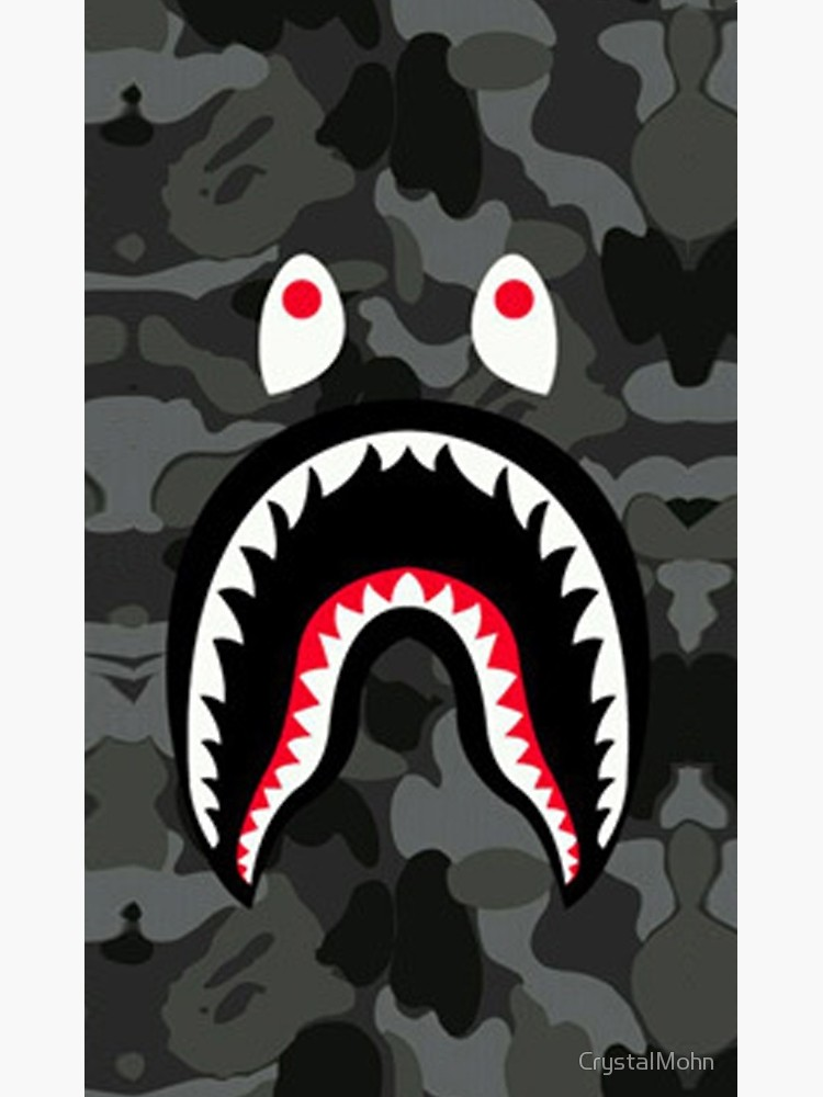 Bape Shark Wallpaper Posted By Michelle Simpson