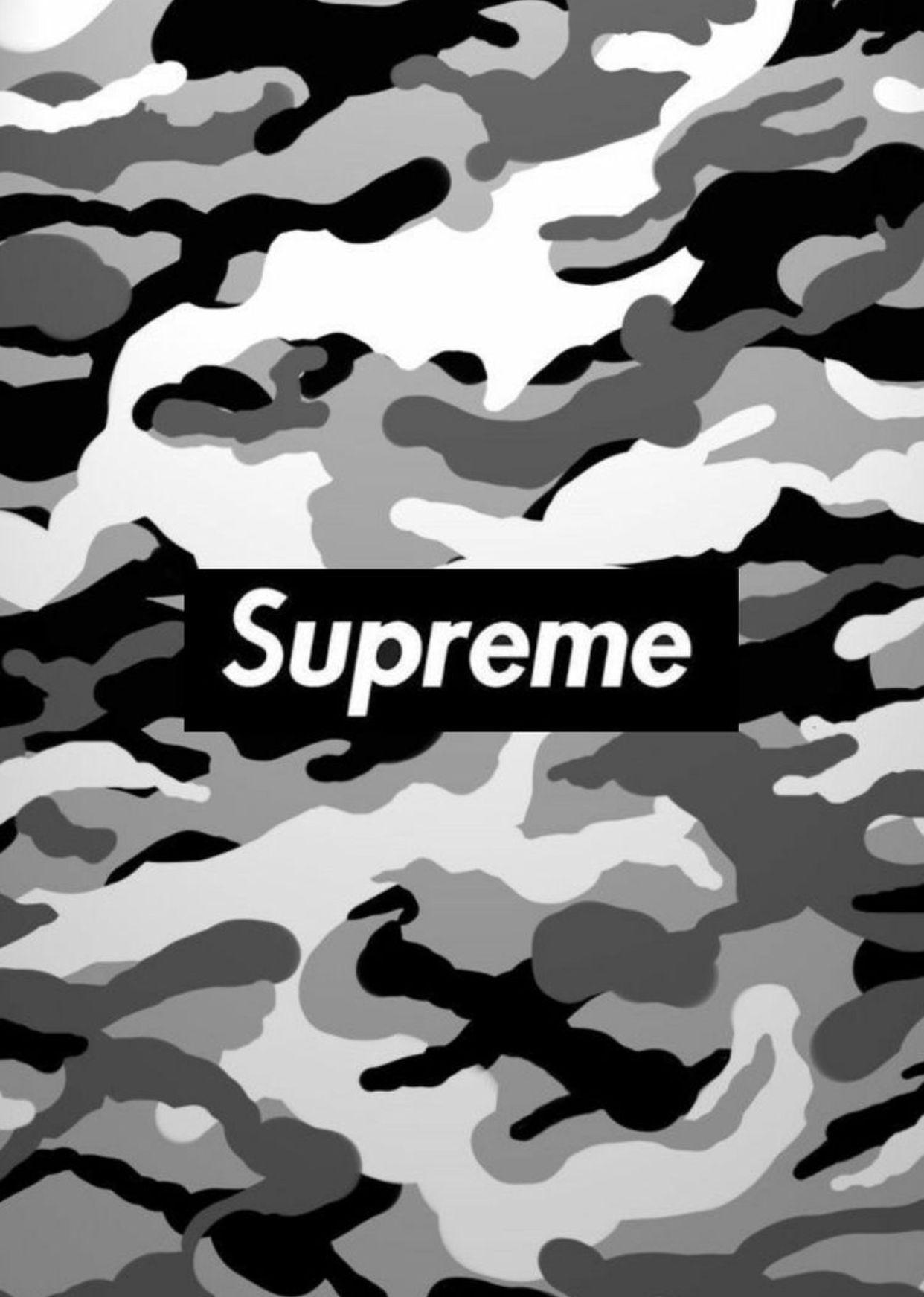 Supreme BAPE Camo Wallpapers Top Free Supreme BAPE Camo