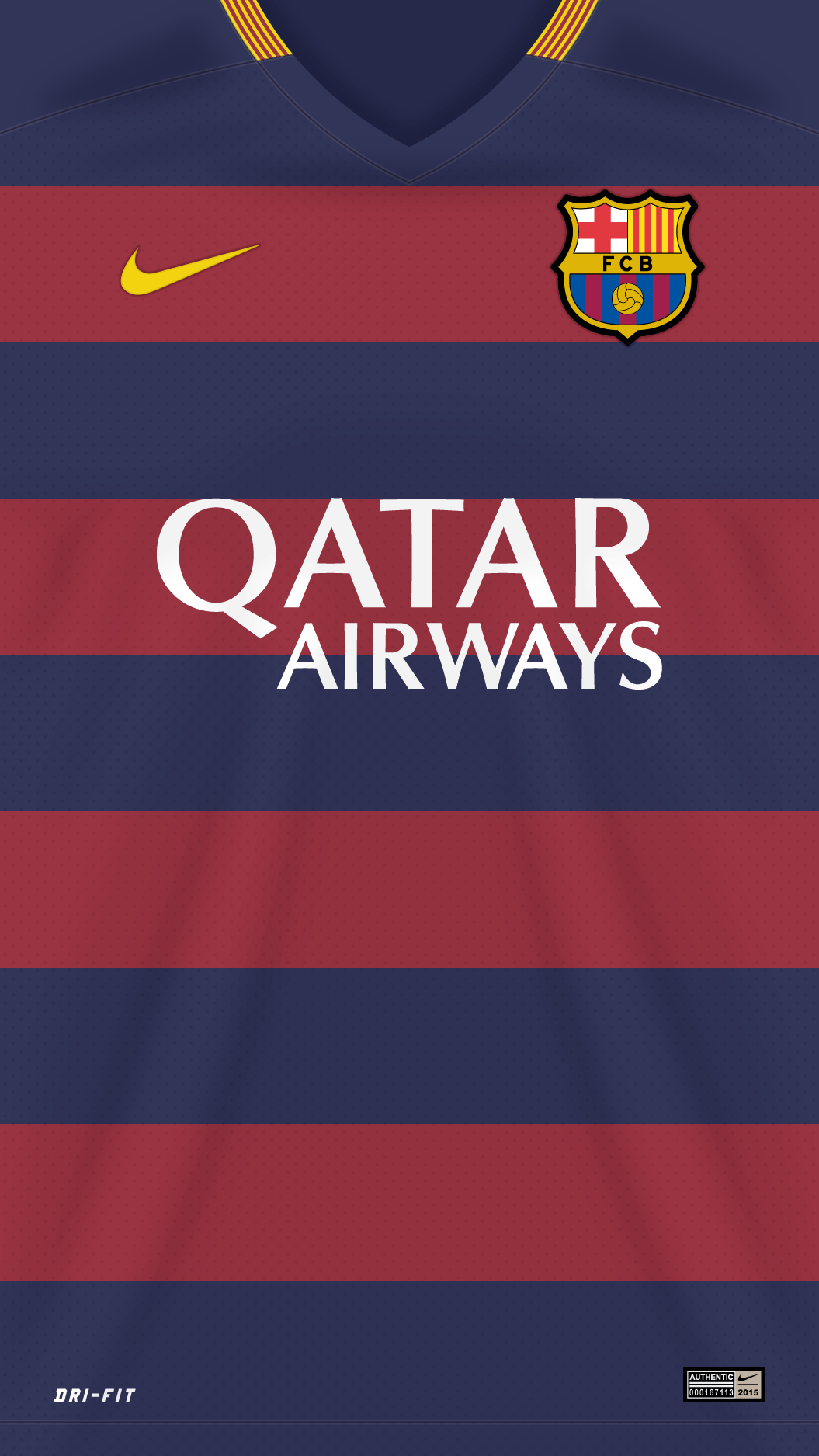 Barcelona Jersey Wallpaper Posted By Michelle Johnson