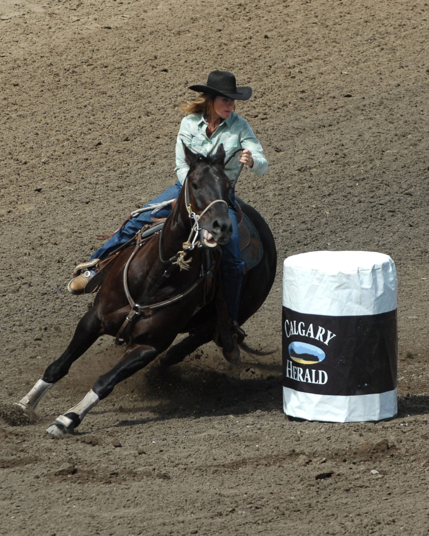 Barrel Racing Wallpaper Posted By Michelle Tremblay