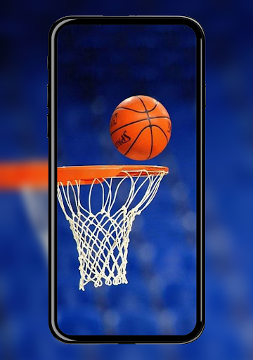 Basketball Hd Wallpaper Posted By Christopher Cunningham