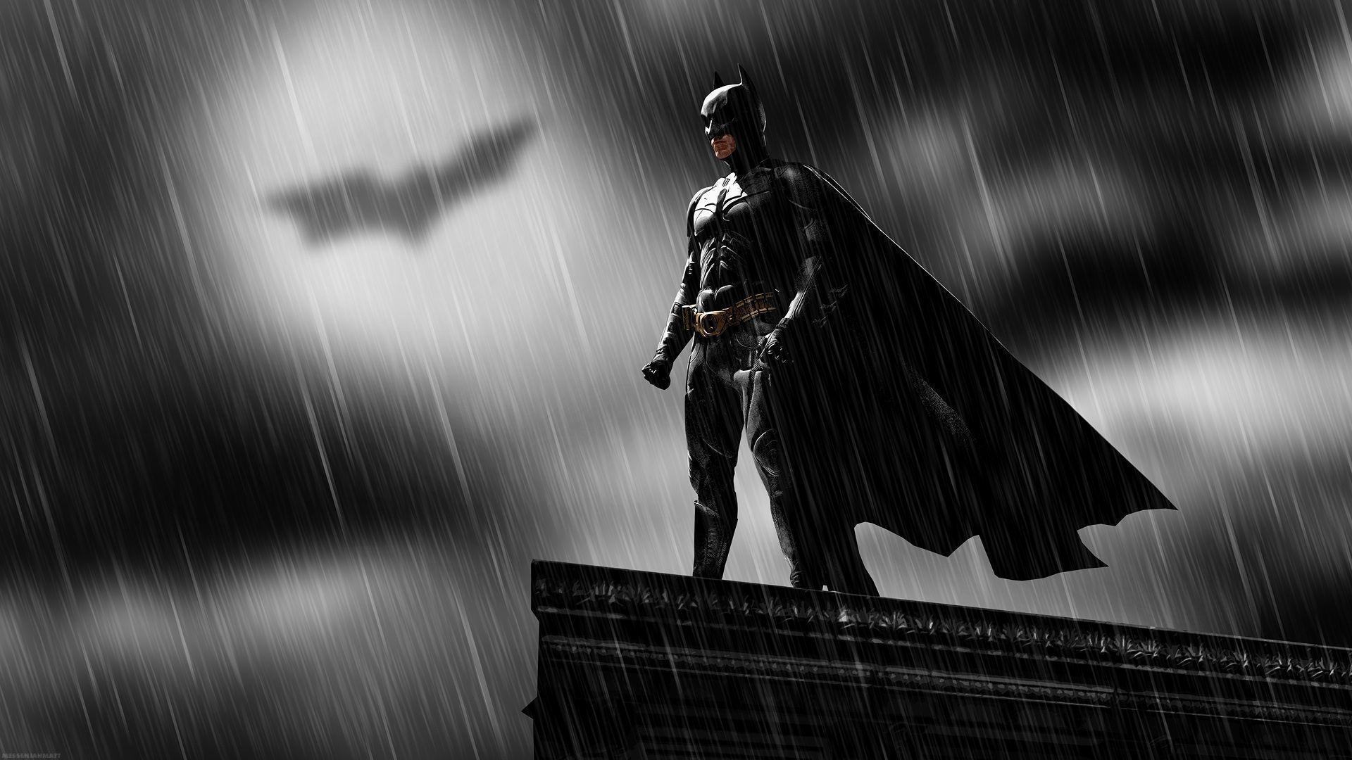 Batman 1920x1080 Wallpaper Posted By Zoey Walker