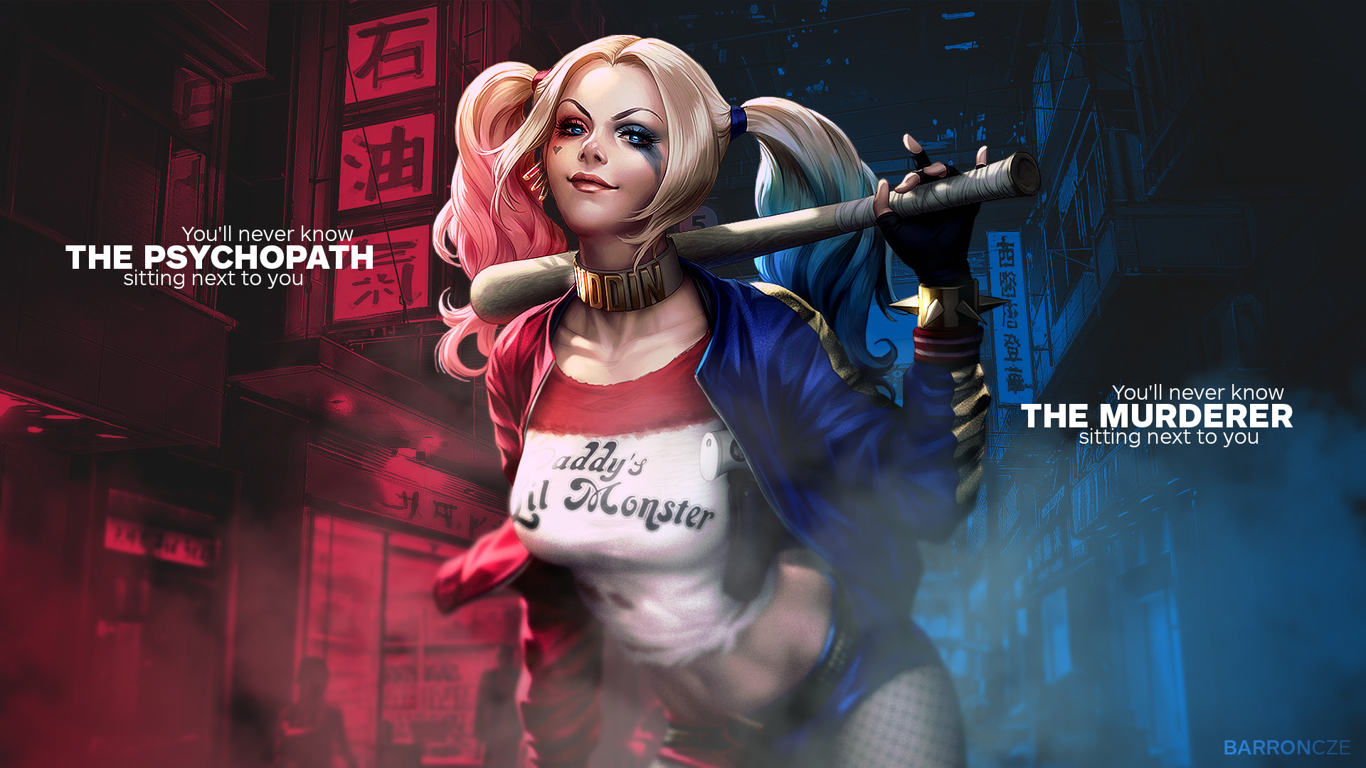 Batman And Harley Quinn Wallpapers Posted By Christopher Cunningham