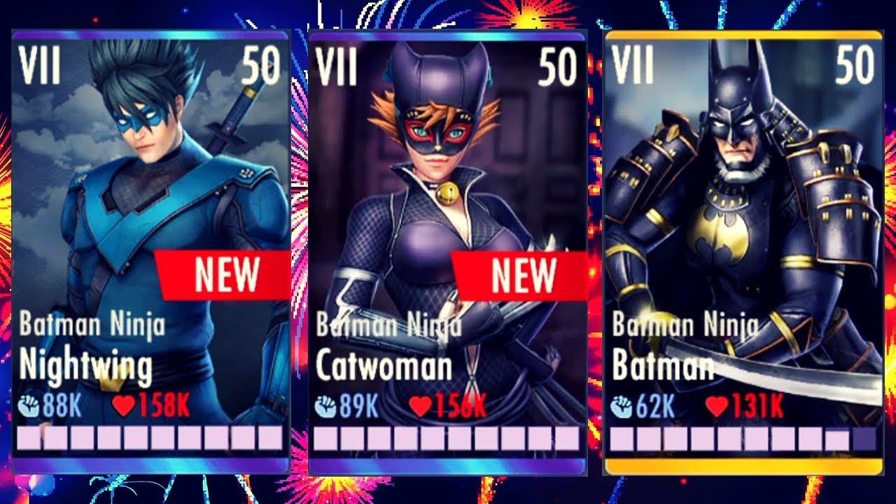 Batman Ninja Nightwing Posted By Sarah Walker