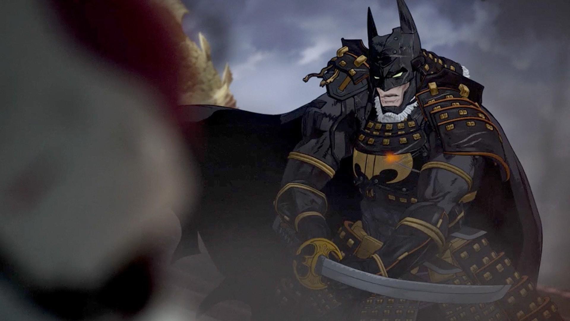 Batman Ninja Wallpaper Posted By Ethan Simpson