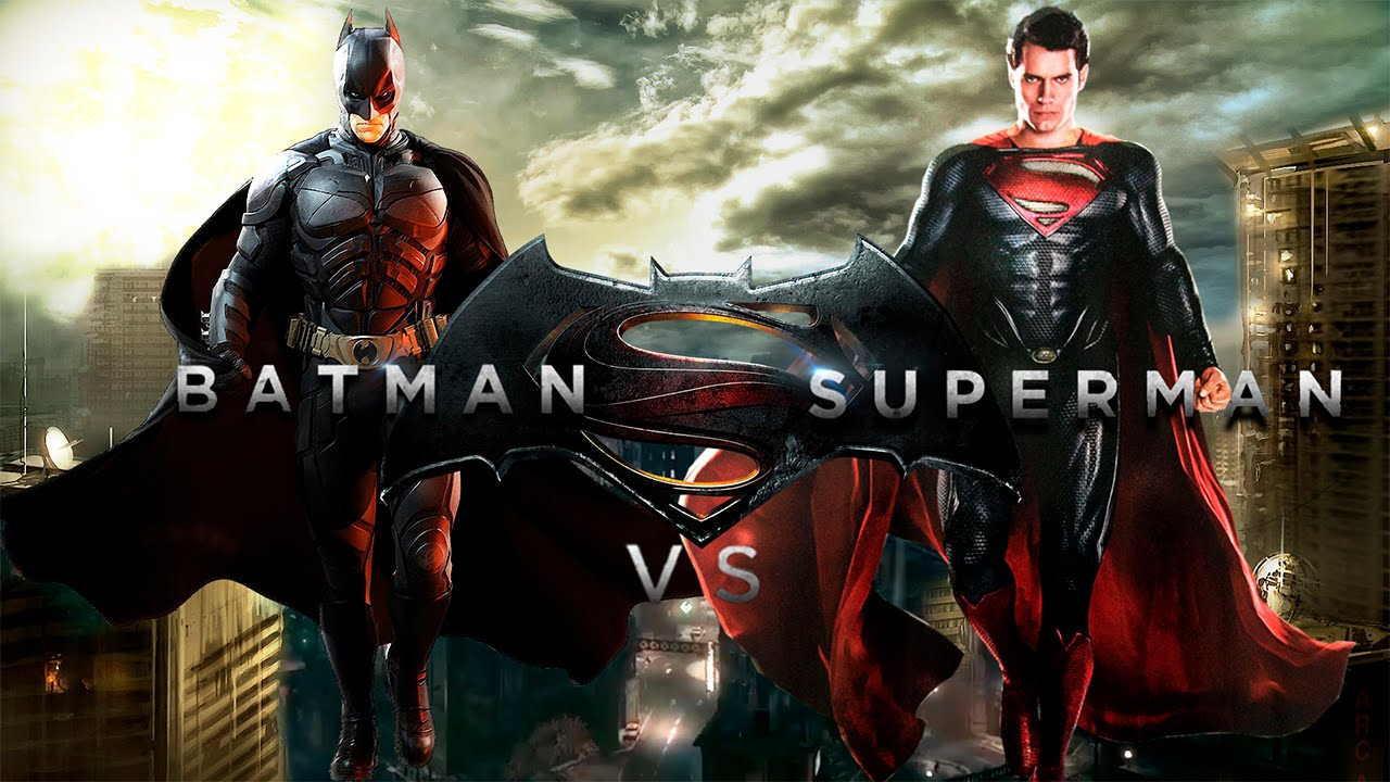 Batman Vs Superman Wallpaper Posted By Ethan Thompson
