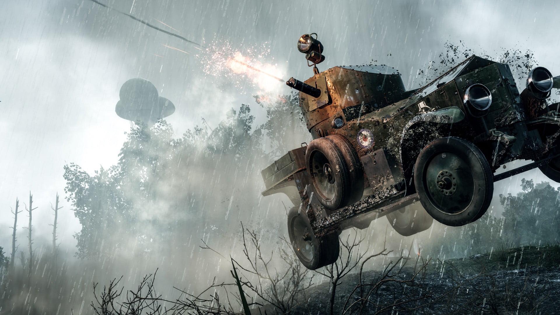 Download Battlefield 1 Wallpaper 1080P Pics