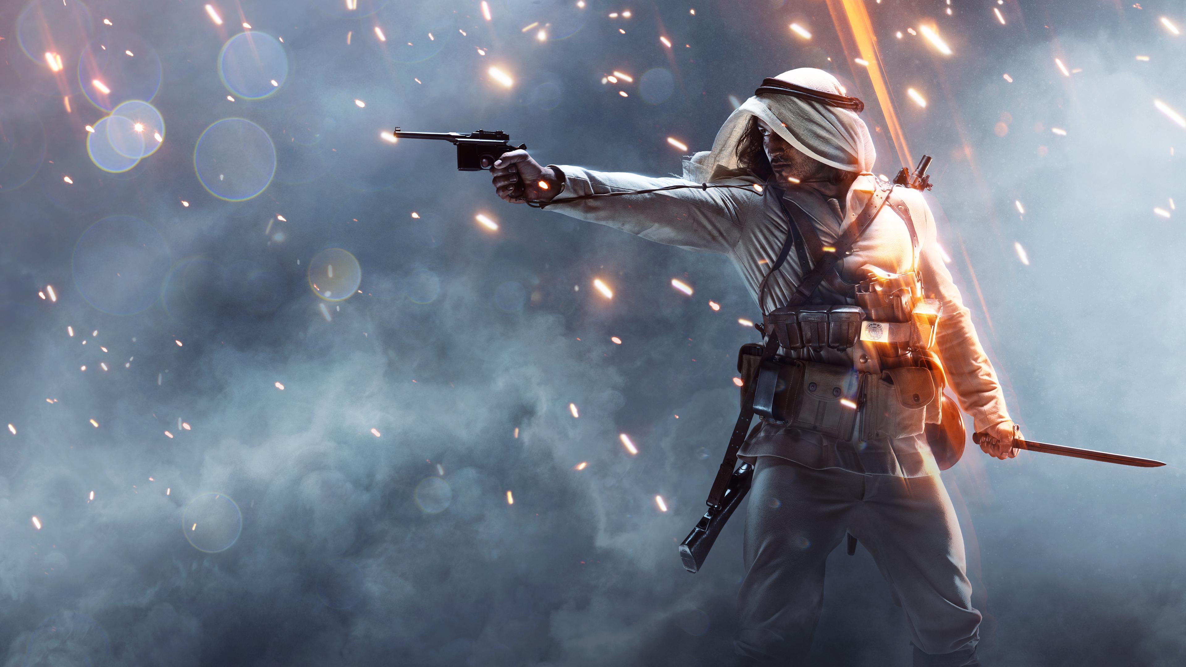 Battlefield Backgrounds