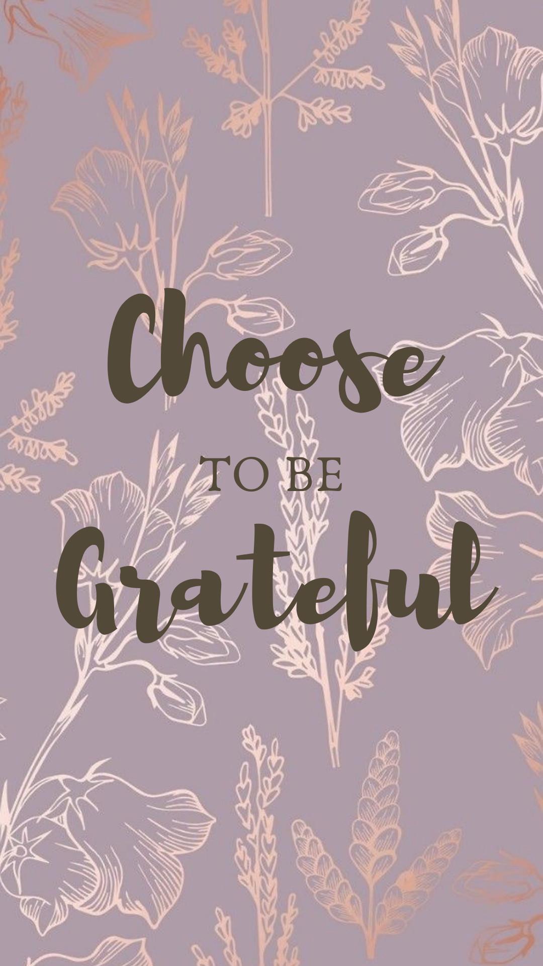 Be Thankful Wallpaper Posted By John Walker