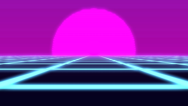 Beach Vaporwave Posted By Christopher Simpson