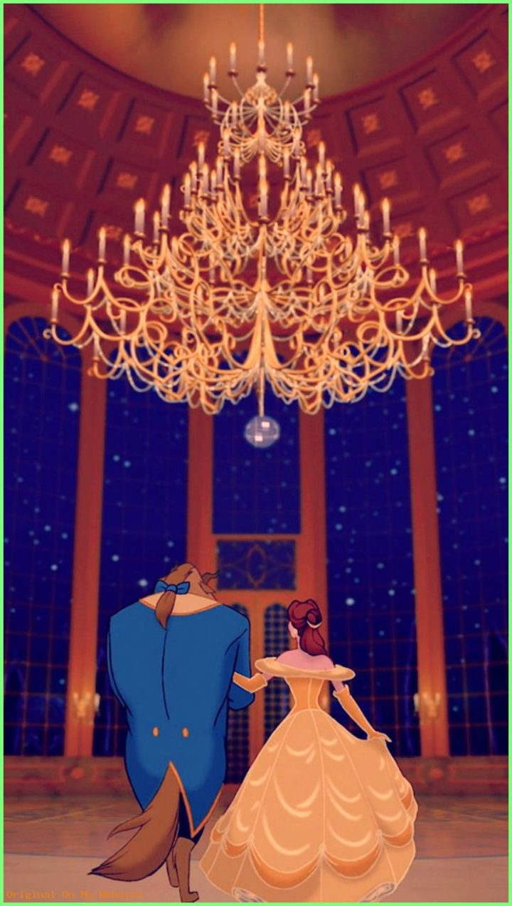 Beauty And The Beast Iphone Wallpaper Posted By Christopher Peltier
