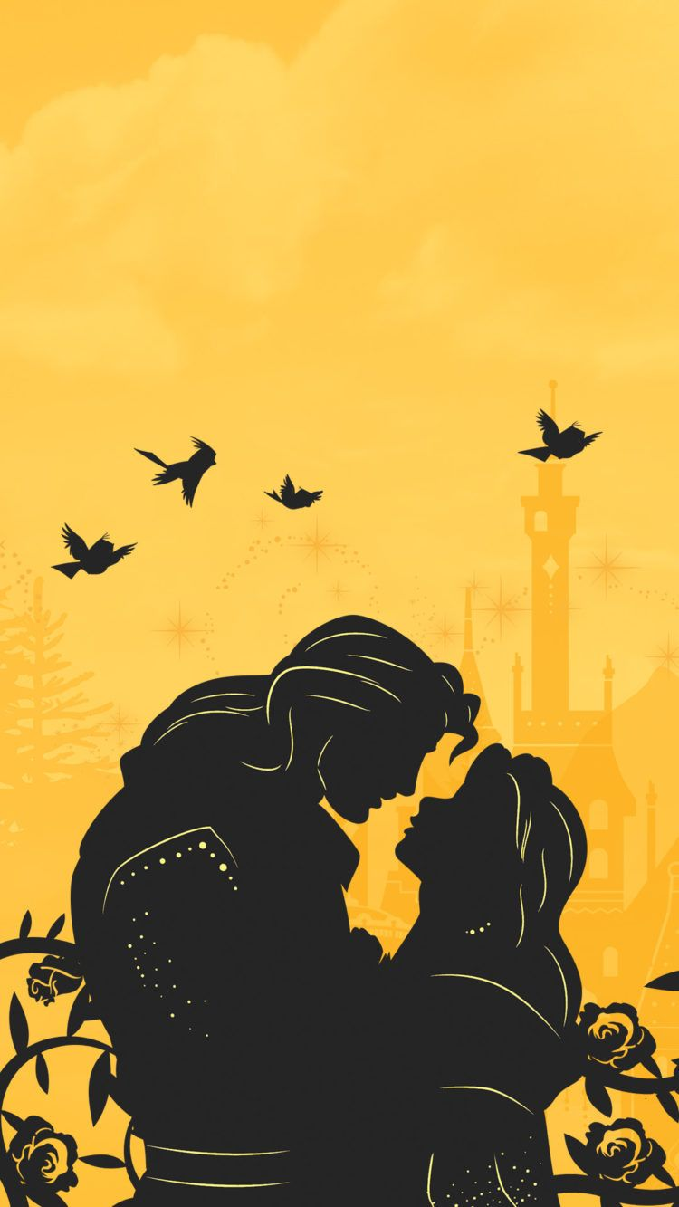 Beauty And The Beast Wallpaper Posted By Ethan Simpson