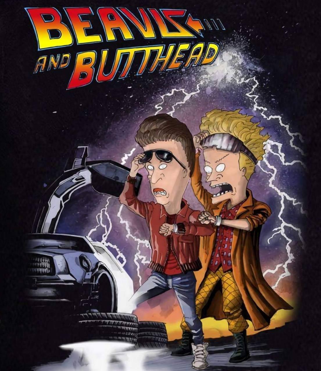Beavis And Butt Head Wallpapers
