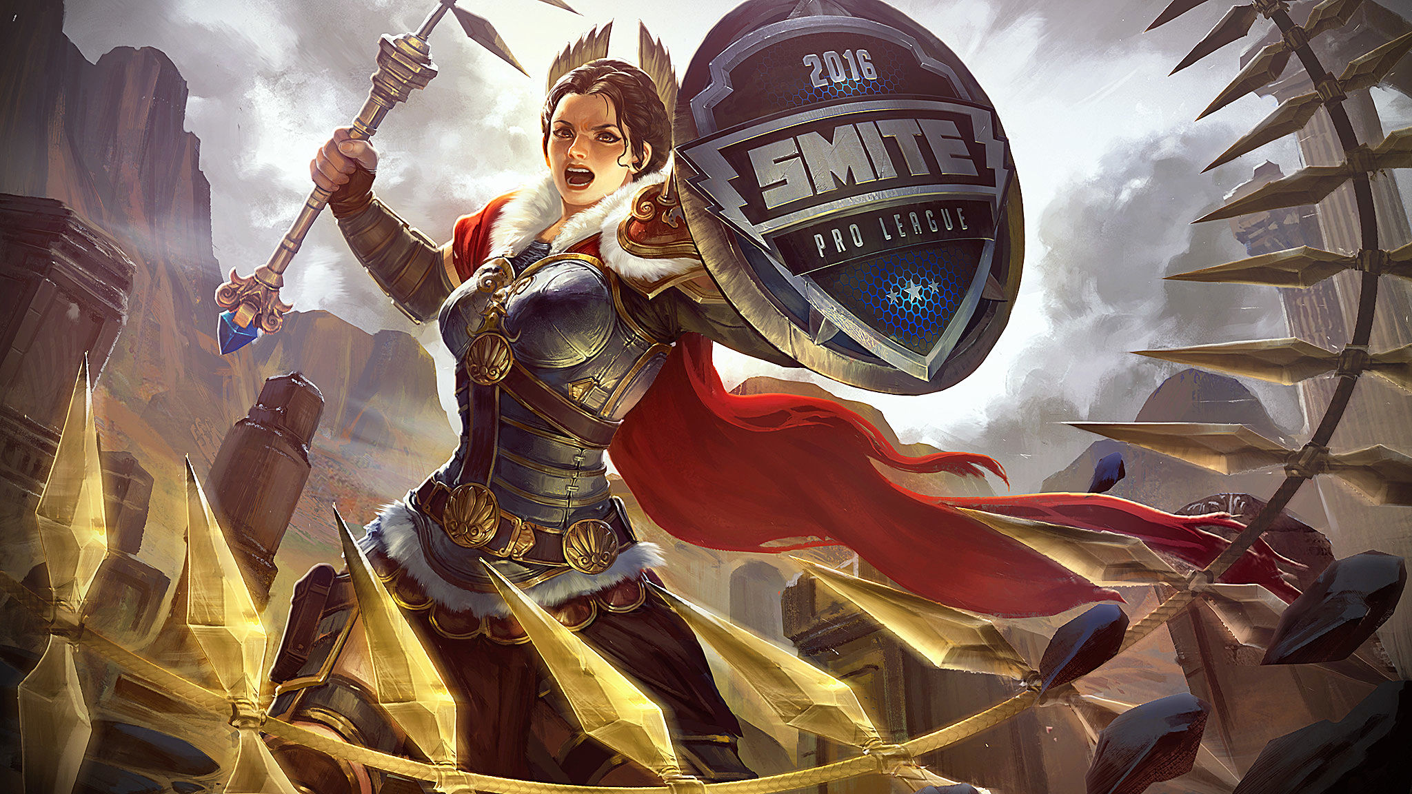 Bellona Smite Wallpaper Posted By Zoey Cunningham