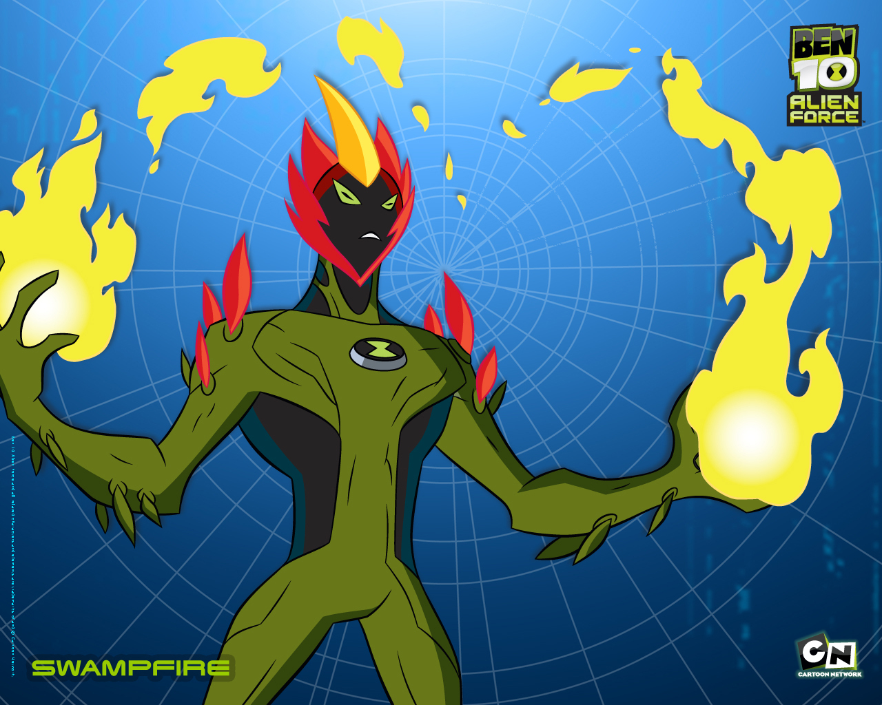 Ben 10 Aliens Wallpapers Posted By John Tremblay