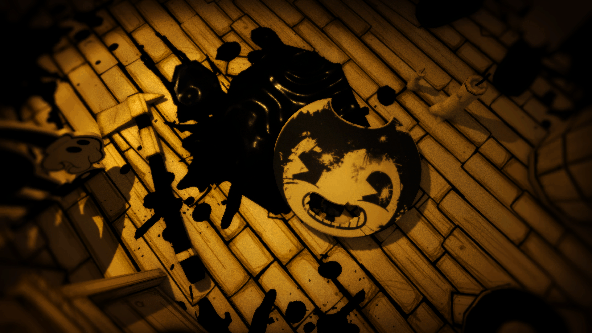 Bendy And The Ink Machine Wallpaper Posted By Michelle Thompson