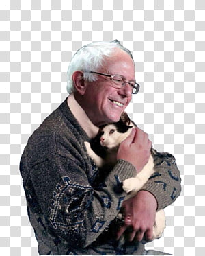 Bernie Sanders Transparent Background Posted By John Cunningham