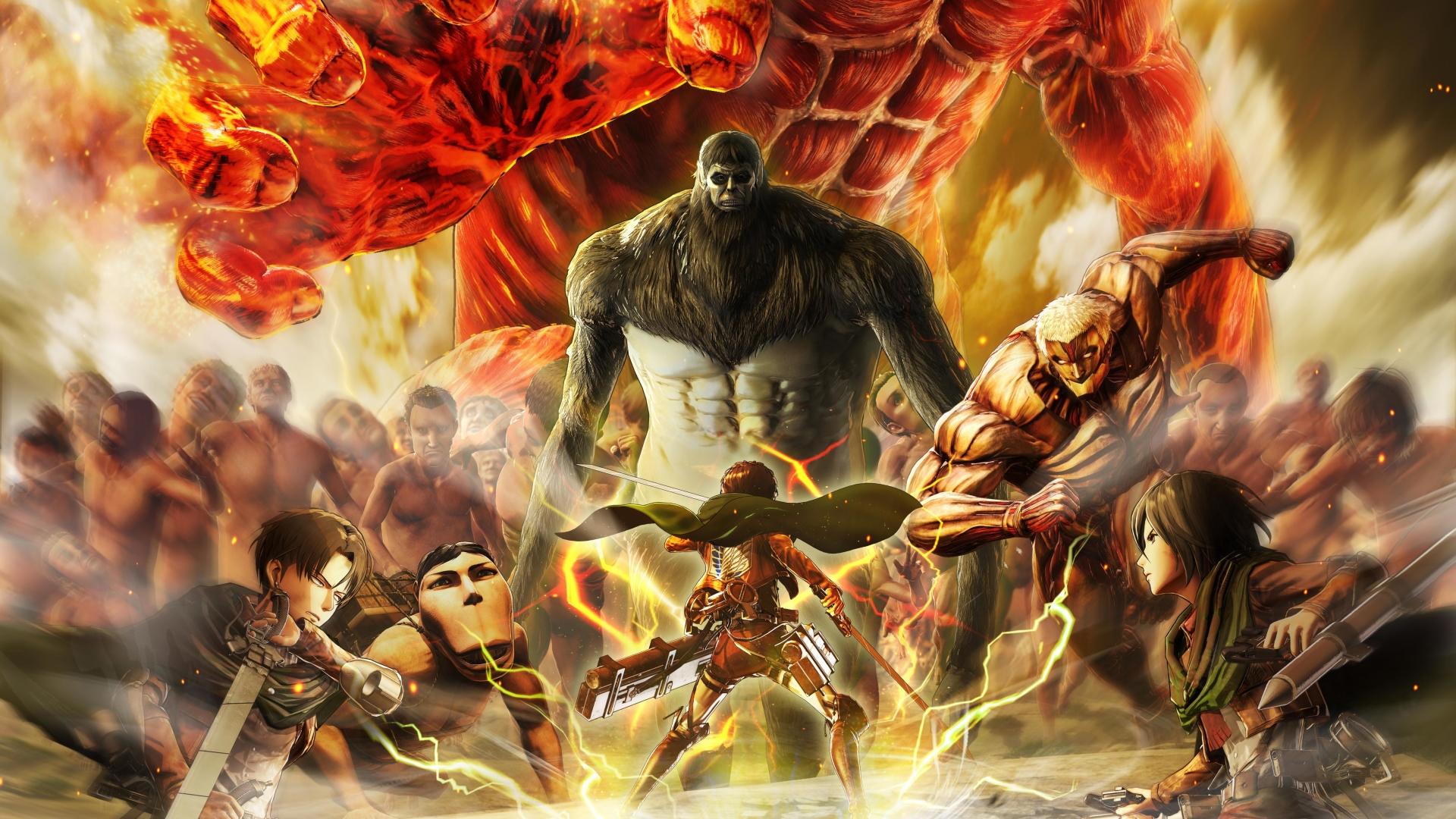 Berserker Titan Wallpapers Posted By John Peltier