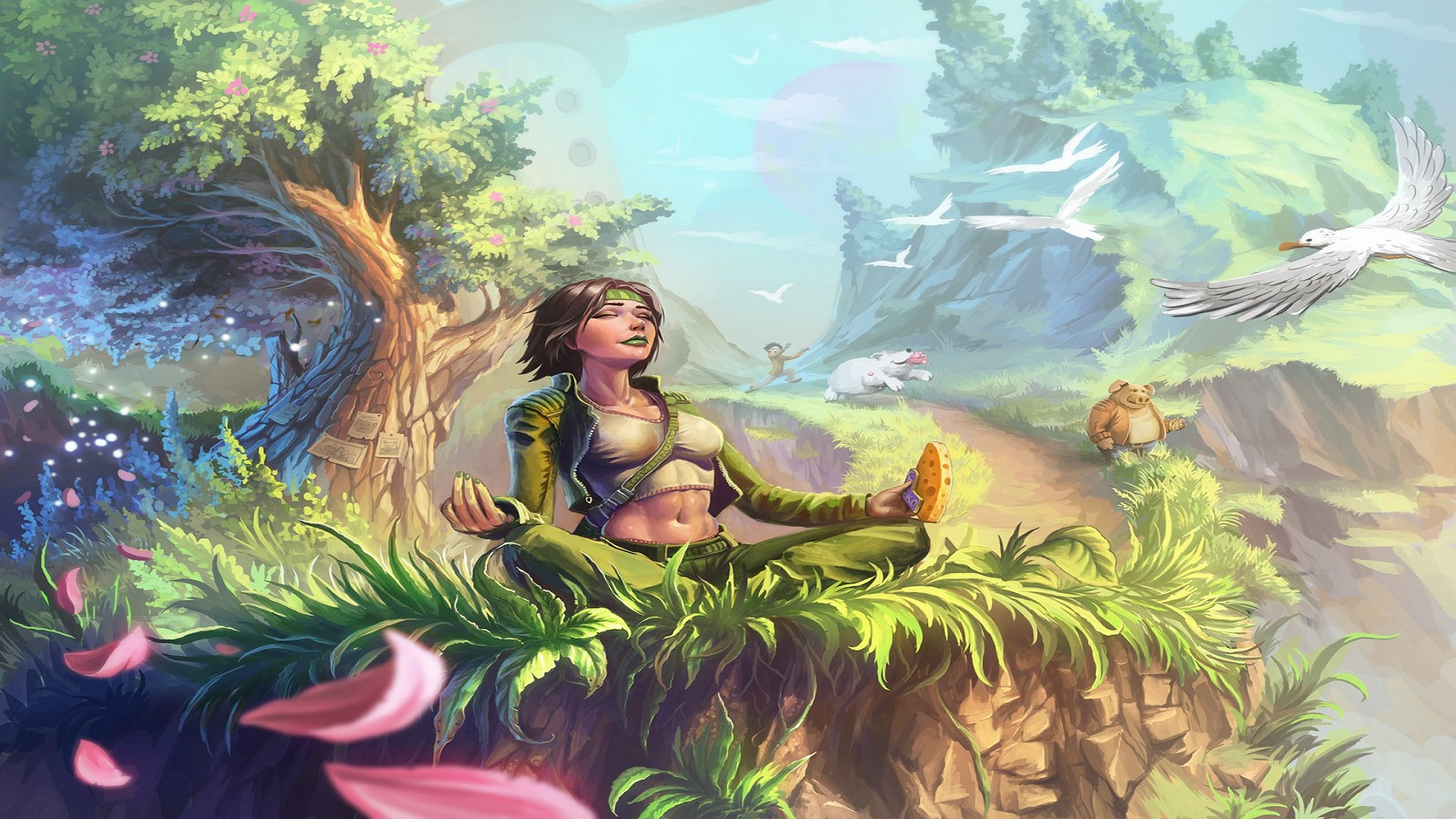 Beyond Good And Evil Wallpaper Posted By Ryan Mercado