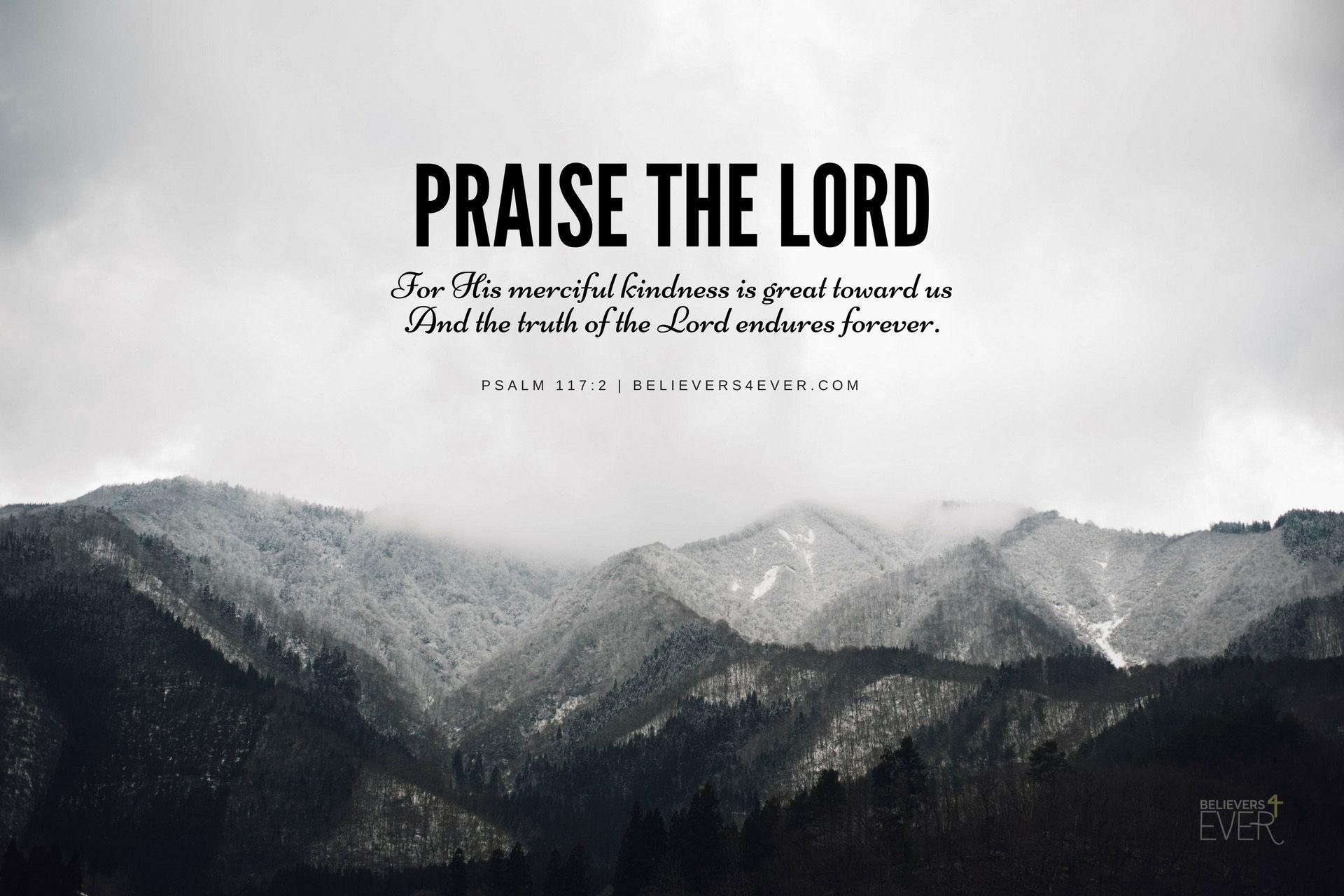 Praise The Bible Verse Christian Desktop Wallpaper Hd, Hd