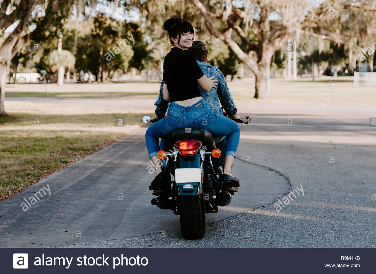 Bike Rider Couple Wallpapers Posted By Sarah Simpson
