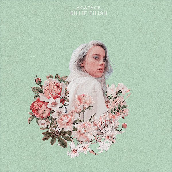 Billie Eilish Cartoon Wallpapers Posted By Ethan Peltier