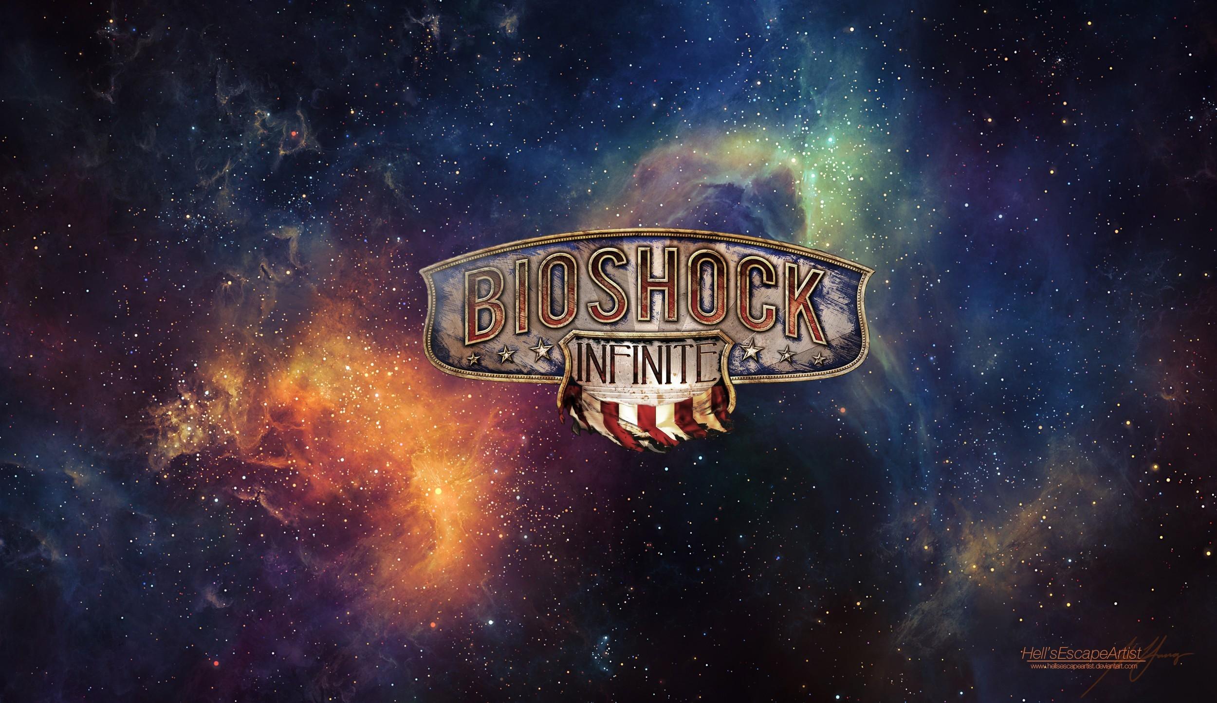 Bioshock Infinite Computer Wallpapers, Desktop Backgrounds