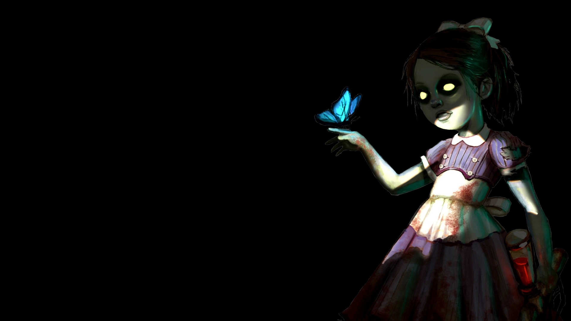 Bioshock Little Sister Wallpapers Posted By Christopher Cunningham