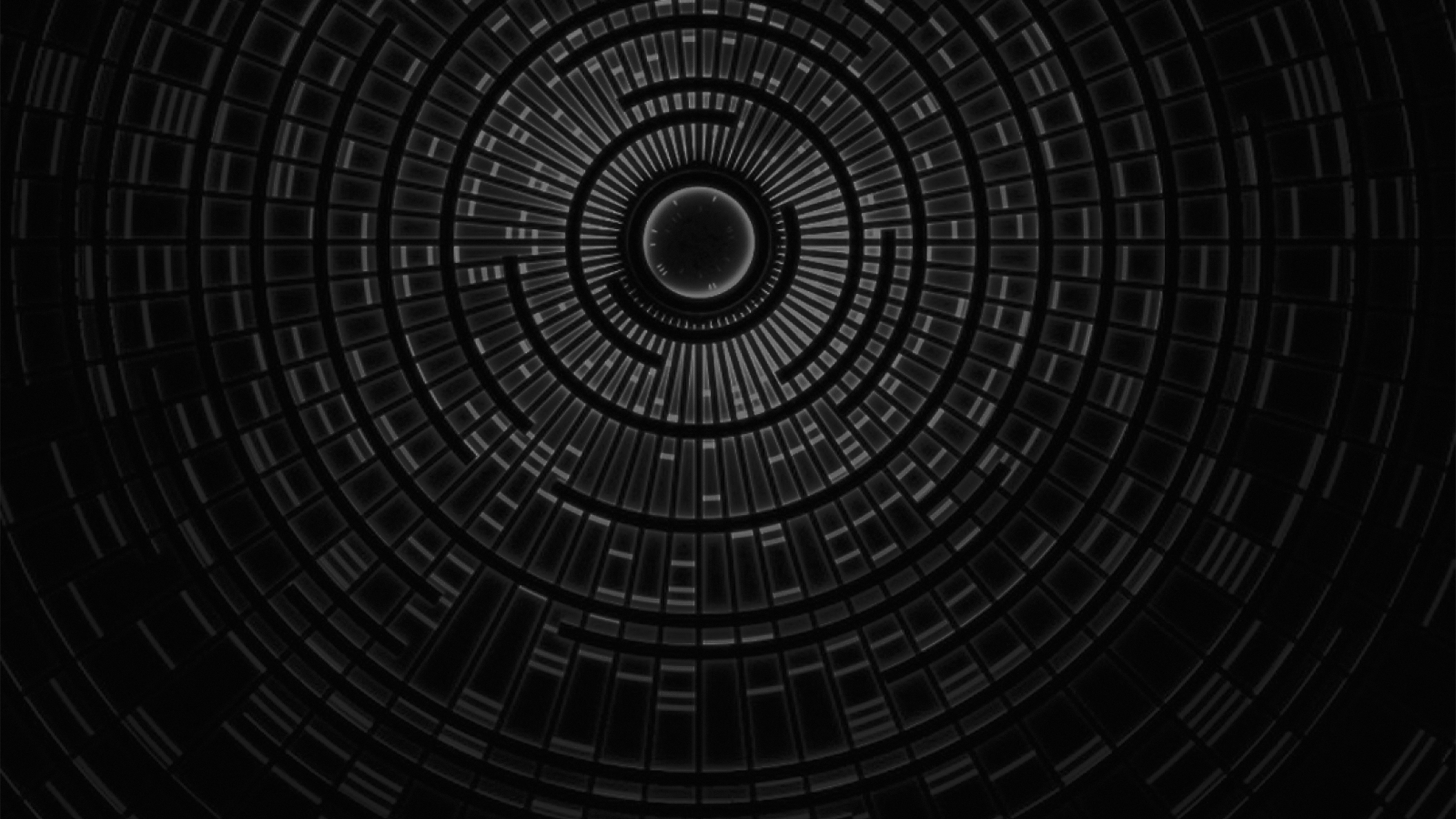 Black Abstract Wallpaper 4k Posted By Sarah Anderson