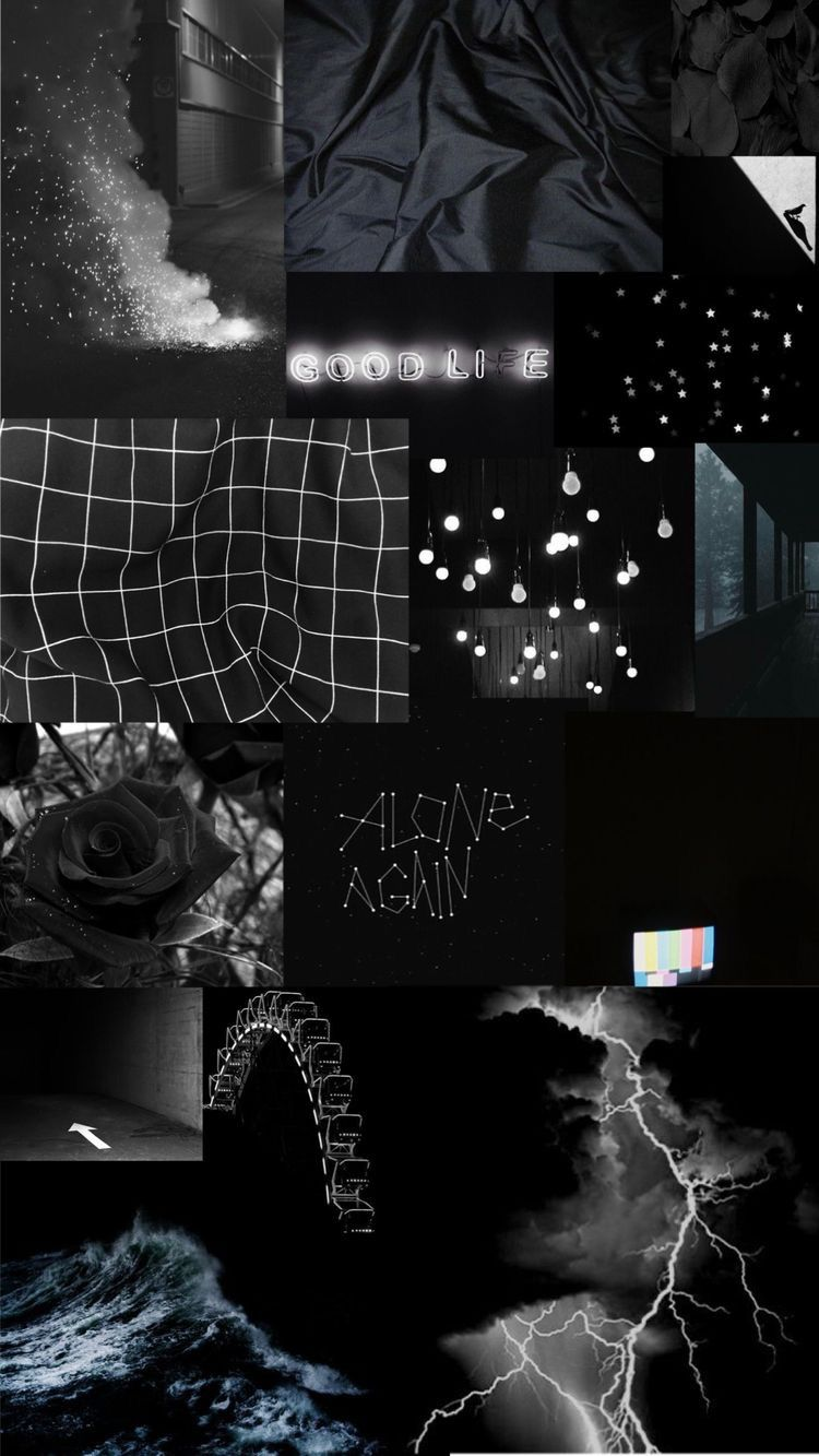 Black Aesthetic Background Tumblr Posted By Christopher Cunningham