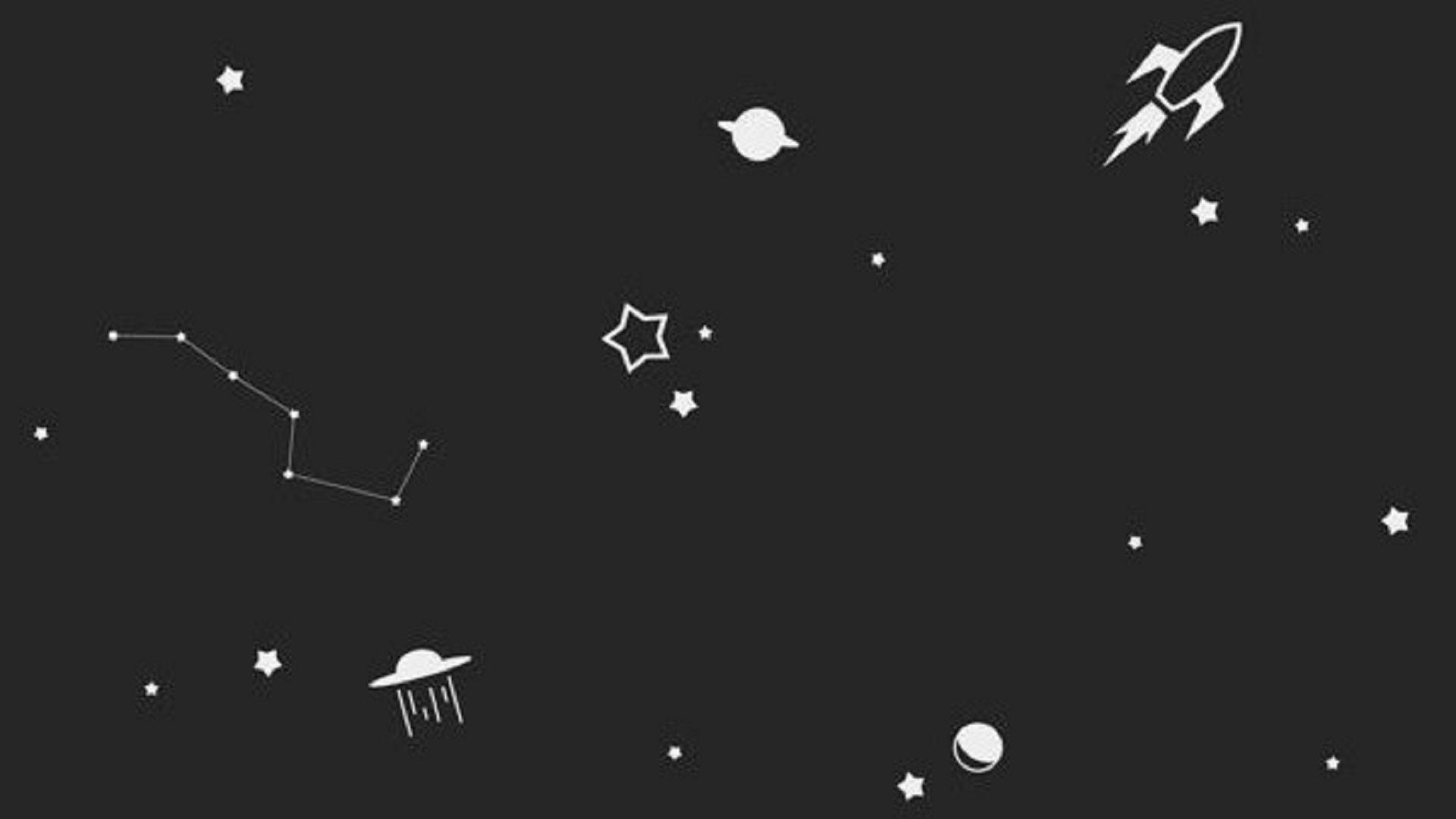 Black Aesthetic Desktop Wallpaper Posted By Ethan Walker