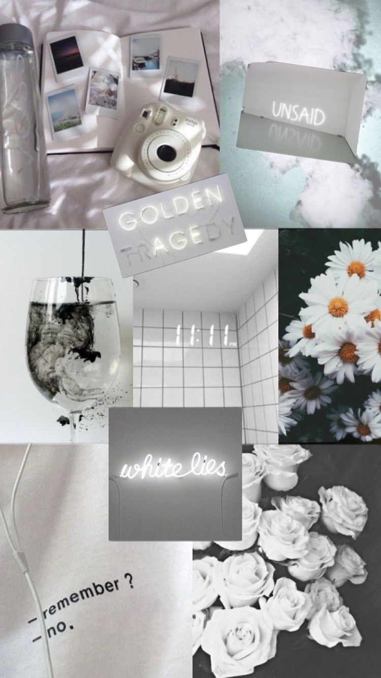 Aesthetic Cover Iphone Grey Aesthetic Wallpaper