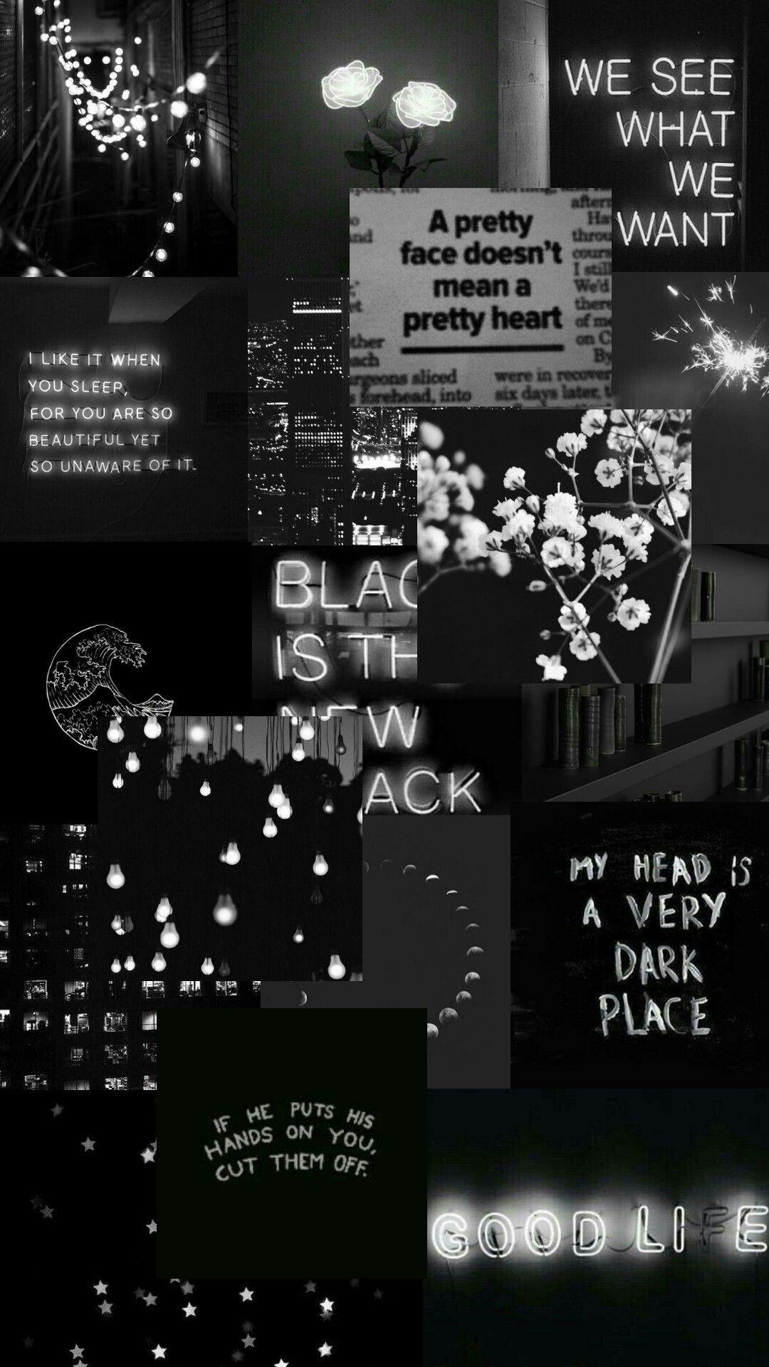 Dark Grey Aesthetic Wallpaper Images Slike