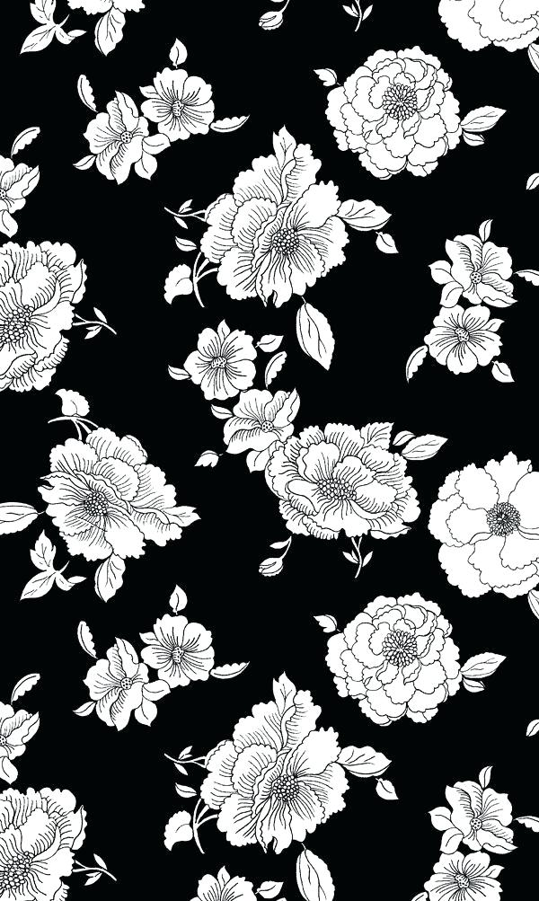 Black White Wallpaper And On We Heart It L Hd Iphone Aesthetic 5