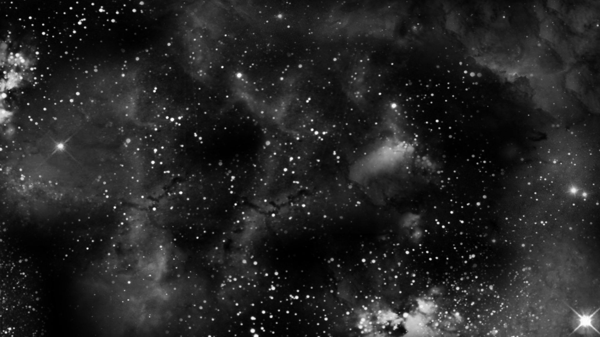 Black And White Galaxy Wallpaper Posted By John Peltier