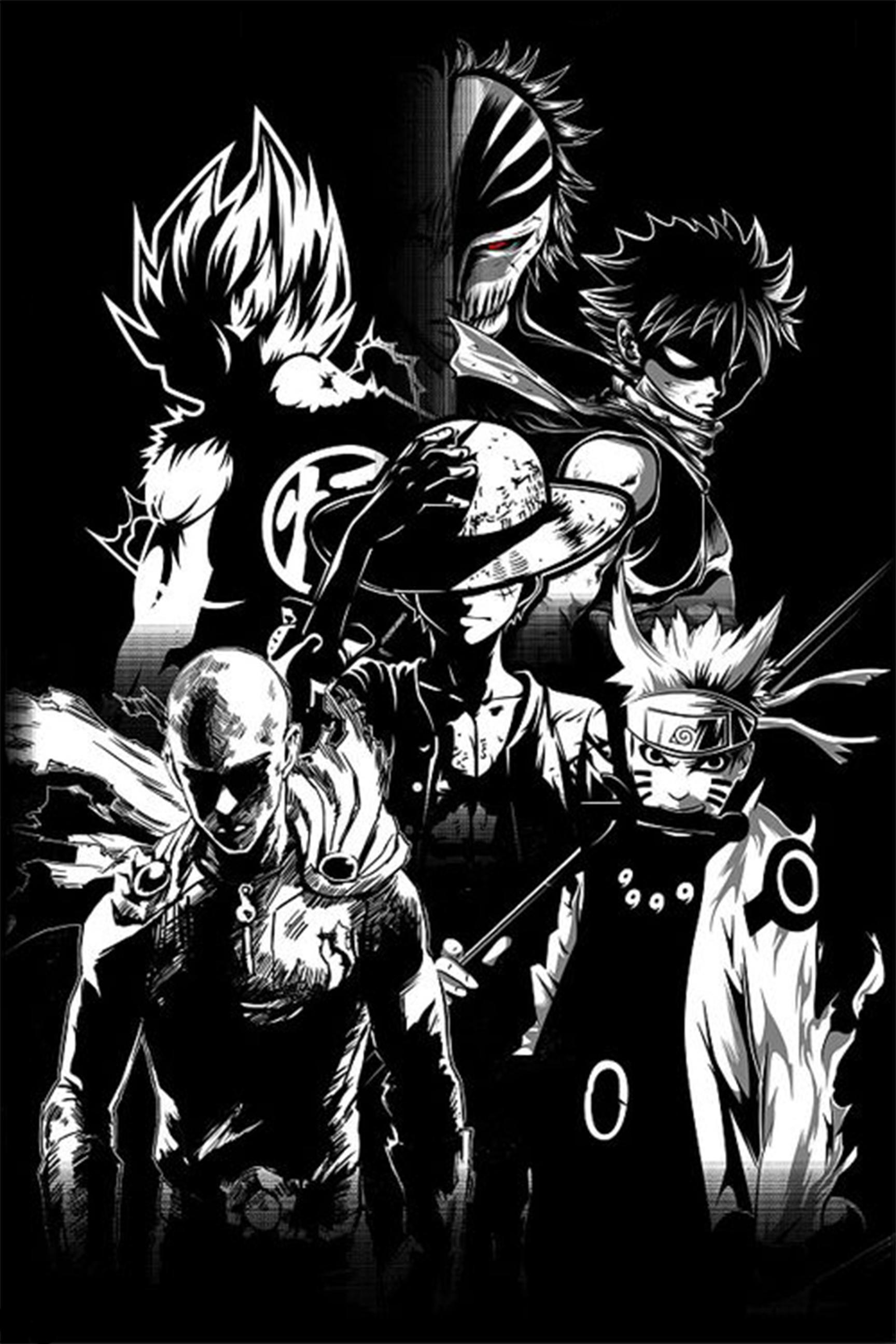 Unique Naruto One Piece Anime Anime Wallpaper