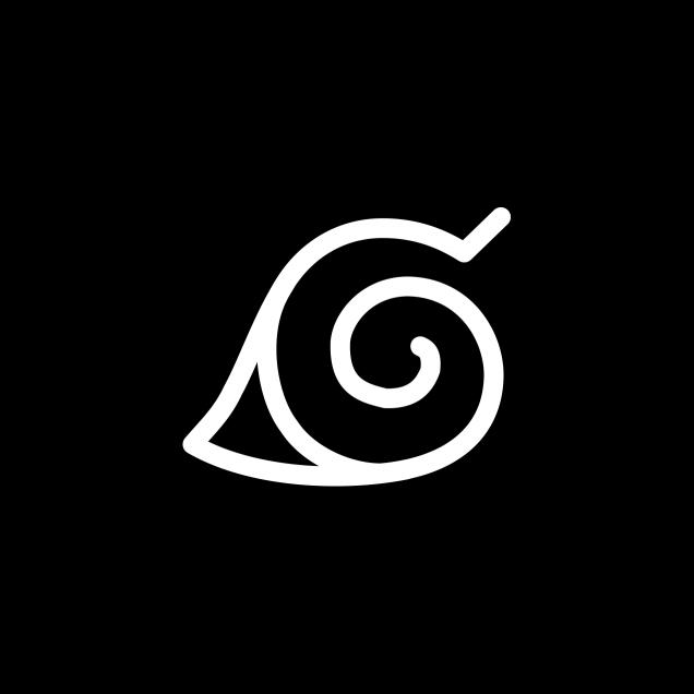 Wallpaper HD Naruto Symbol Logo