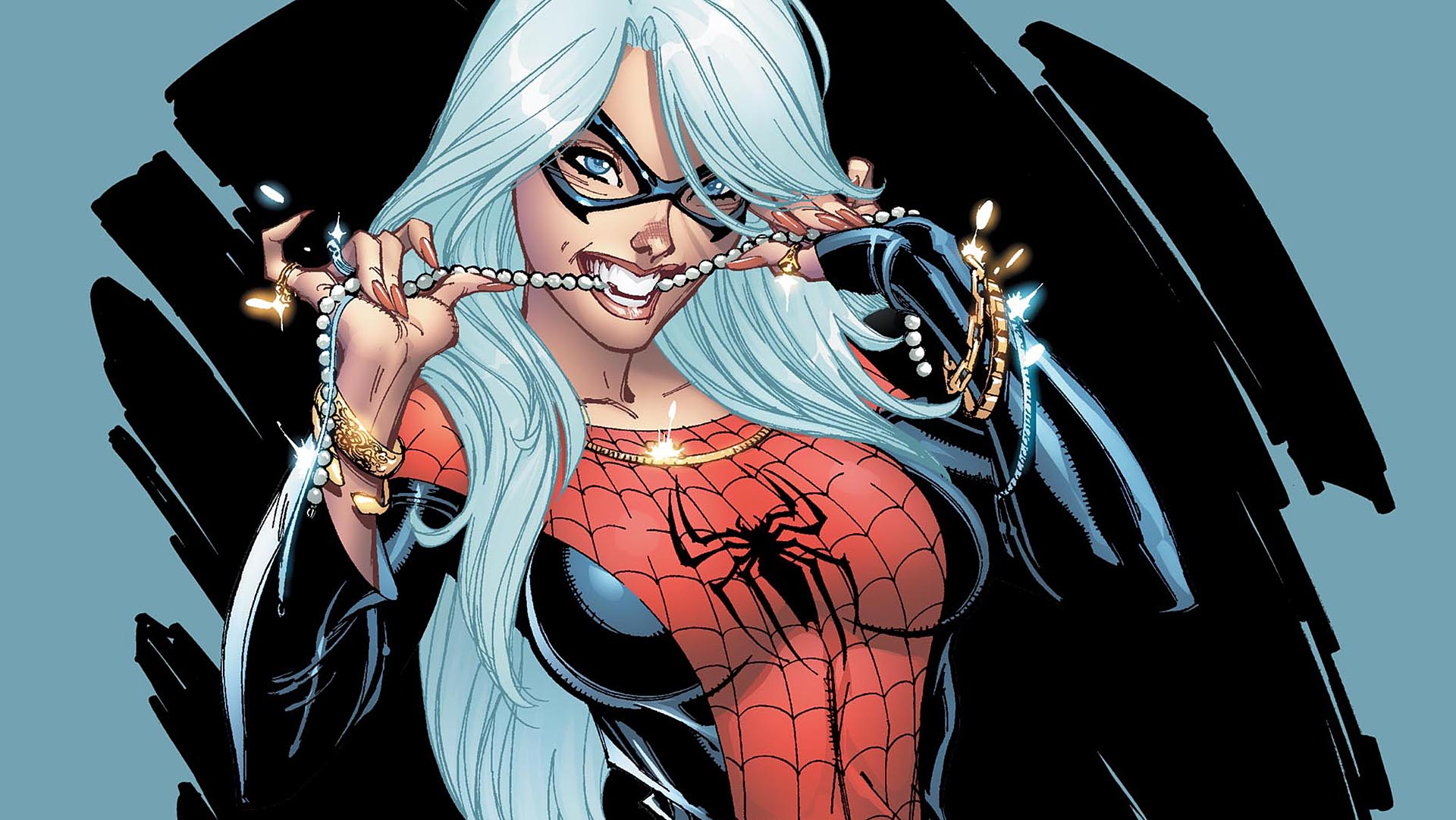 Black Cat Felicia Hardy Wallpapers Posted By John Anderson