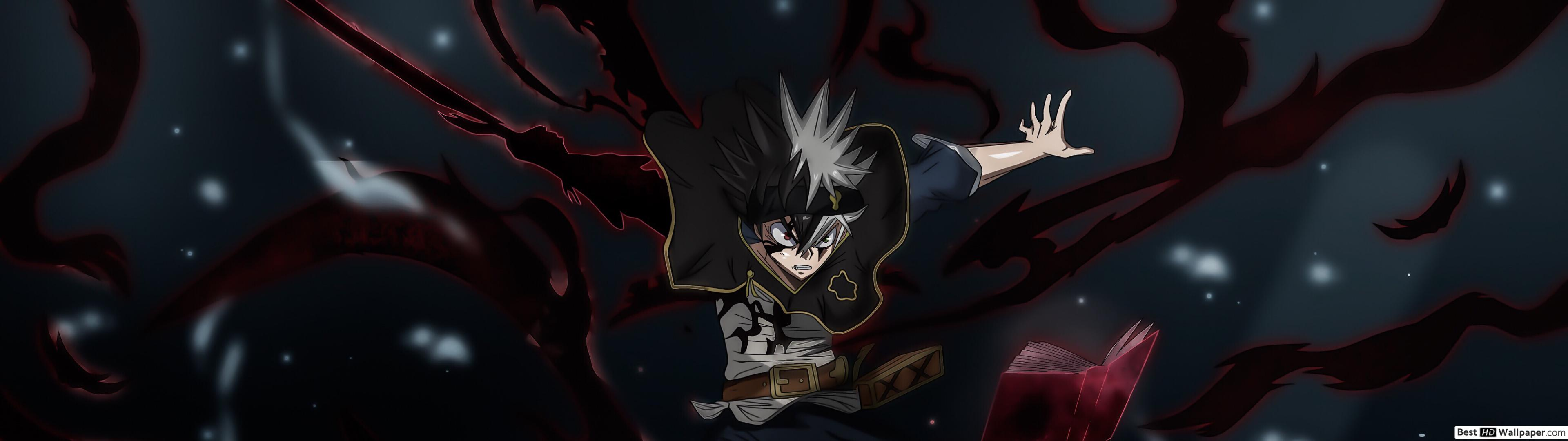 Black Clover Backgrounds Posted By Zoey Peltier
