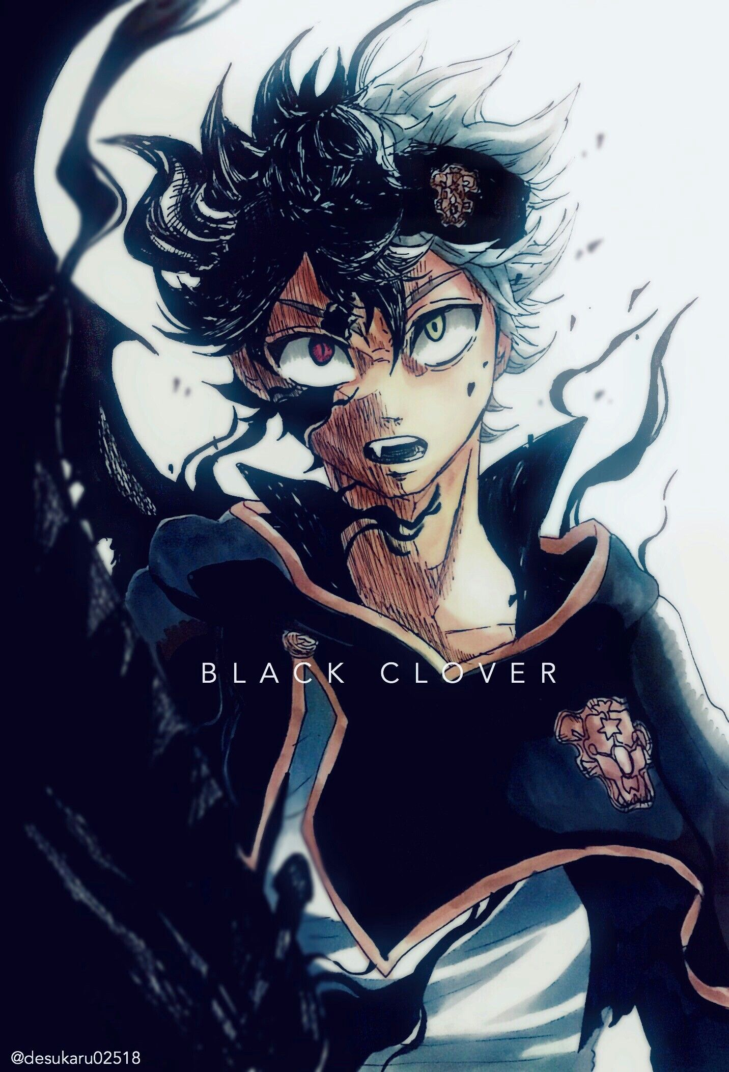 Black Clover Hd Wallpapers Posted By John Johnson